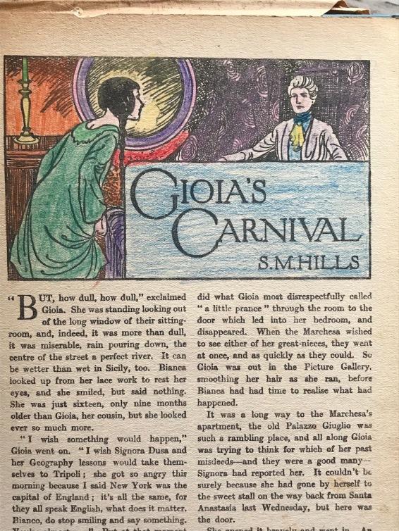 Gloria's Carnival